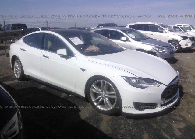 Inventory #348819111 2016 Tesla MODEL S