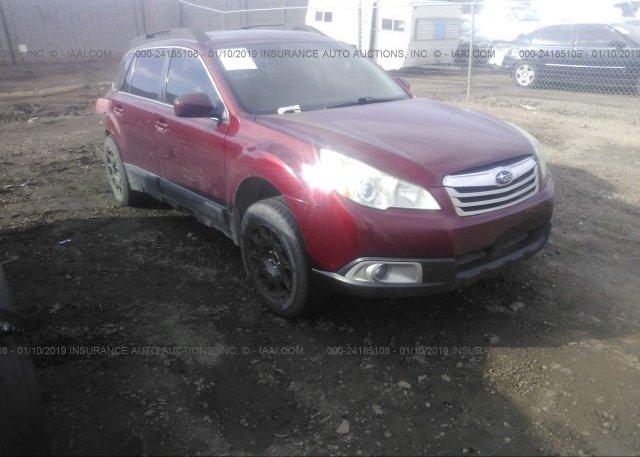 Inventory #878809158 2011 Subaru OUTBACK