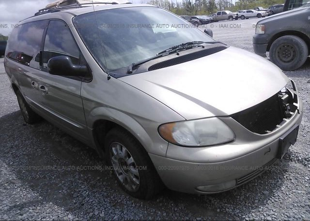 Inventory #342844478 2003 Chrysler TOWN & COUNTRY