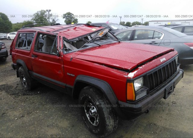 Inventory #541771017 1996 JEEP CHEROKEE