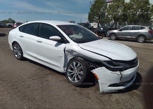 Inventory #508058526 2016 Chrysler 200