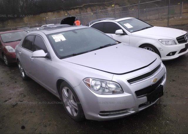 Inventory #761083570 2011 Chevrolet MALIBU