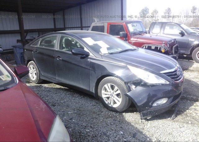 Inventory #717654881 2013 Hyundai SONATA
