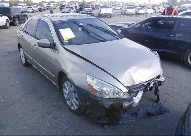 Inventory #702401713 2004 Honda ACCORD