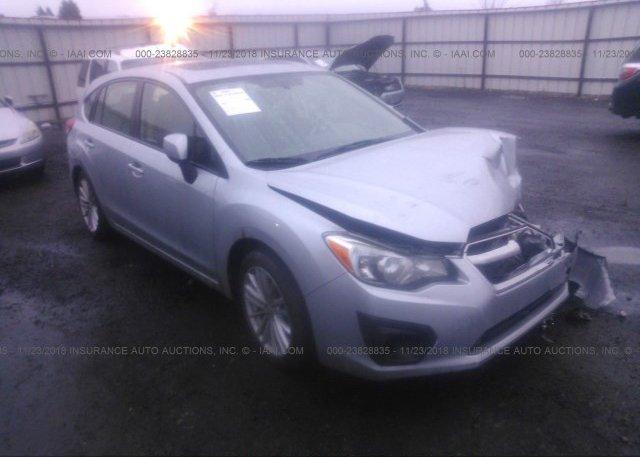 Inventory #897196003 2013 Subaru IMPREZA