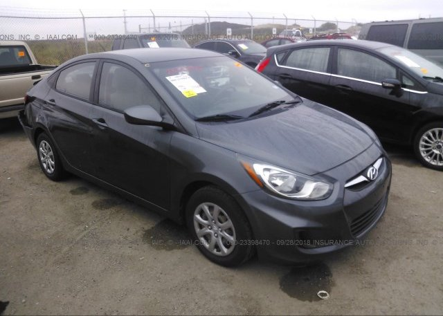 Inventory #167820707 2013 HYUNDAI ACCENT