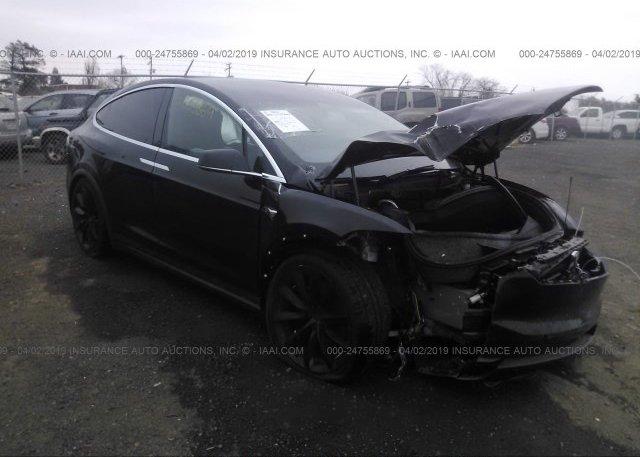 Inventory #502900079 2018 Tesla MODEL X