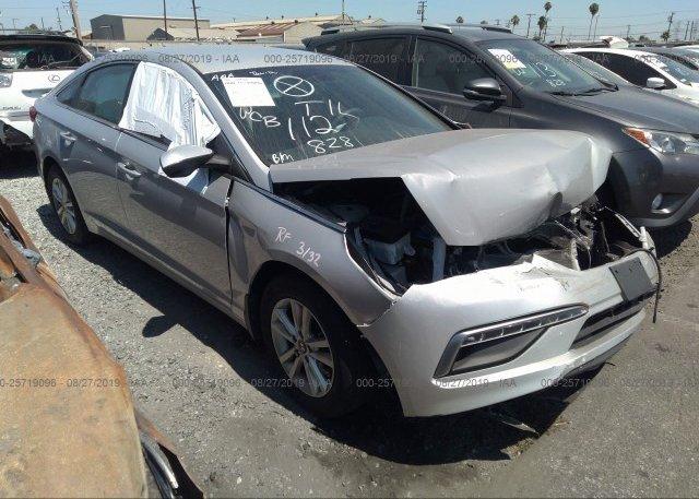 Inventory #658123043 2015 Hyundai SONATA