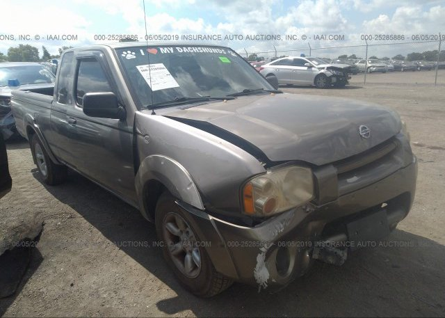 Inventory #797502078 2004 Nissan FRONTIER