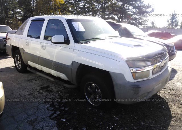 Inventory #265223138 2002 Chevrolet AVALANCHE