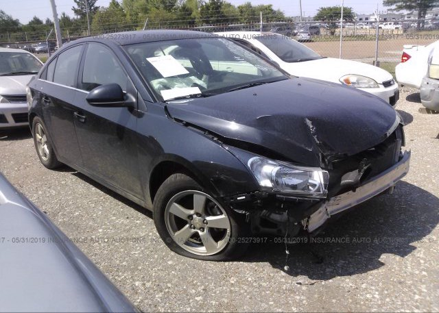 Inventory #432544048 2016 Chevrolet CRUZE LIMITED