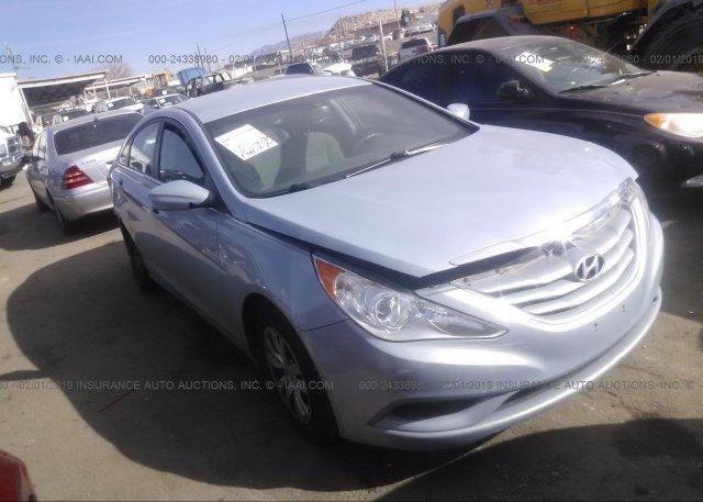 Inventory #784607747 2013 Hyundai SONATA