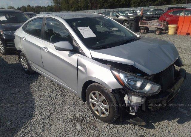 Inventory #627329098 2013 Hyundai ACCENT