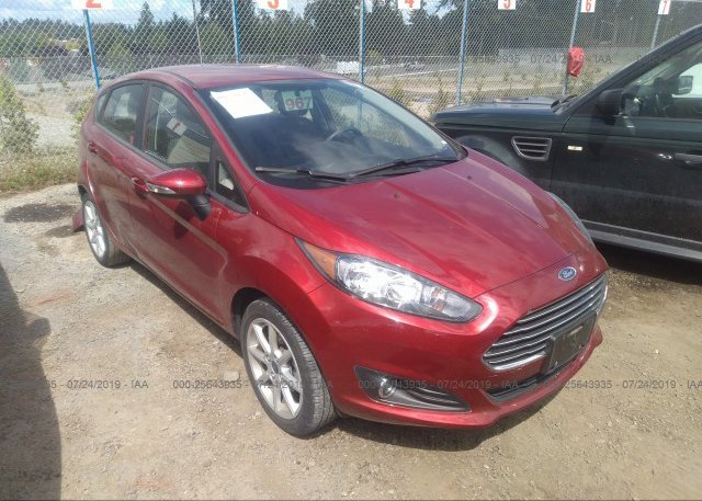 Inventory #871744470 2016 FORD FIESTA
