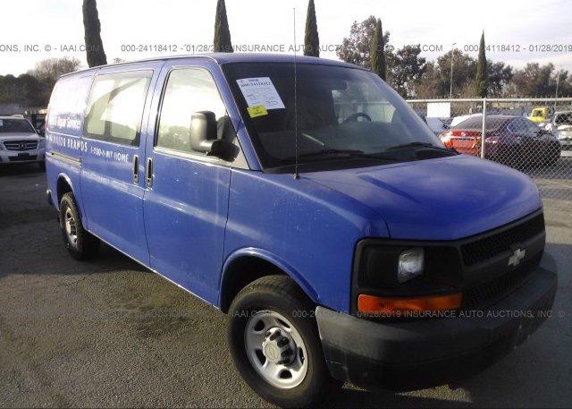 Inventory #364753628 2008 Chevrolet EXPRESS G2500