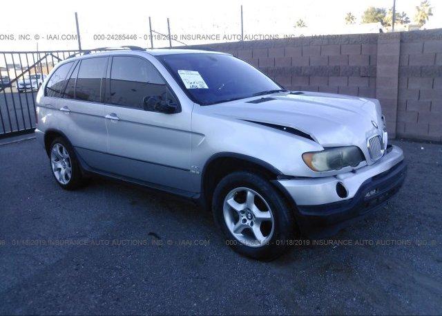 Inventory #889337495 2000 BMW X5