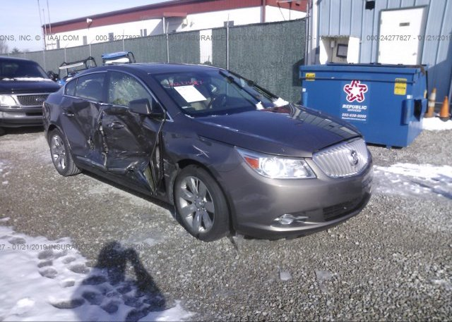 Inventory #745371673 2011 Buick LACROSSE