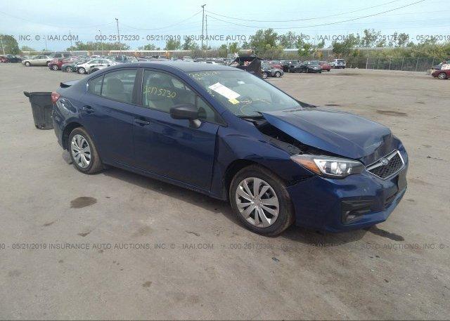 Inventory #552808316 2017 Subaru IMPREZA