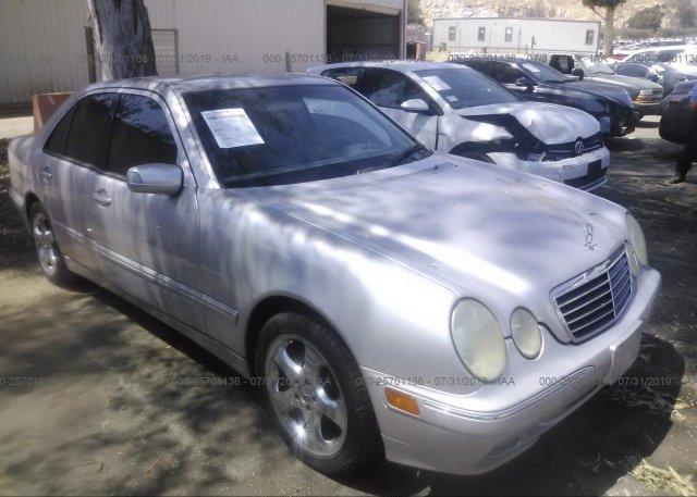 2002 Mercedes Benz E