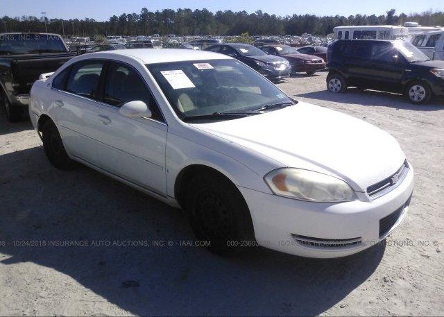 Inventory #784118550 2006 Chevrolet IMPALA