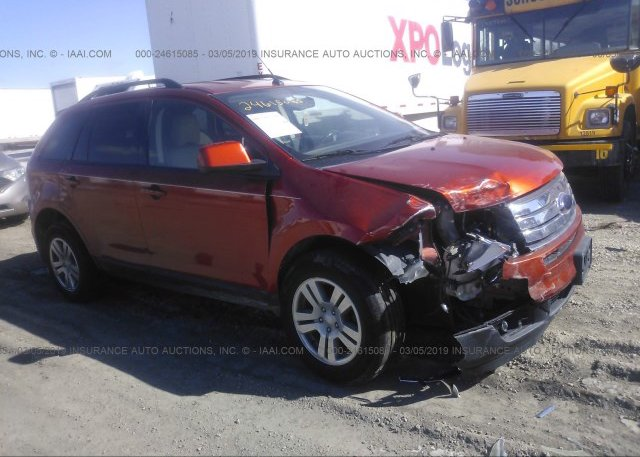 Inventory #521015132 2008 FORD EDGE