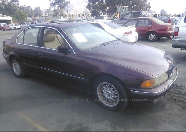 Inventory #665020443 1998 BMW 528
