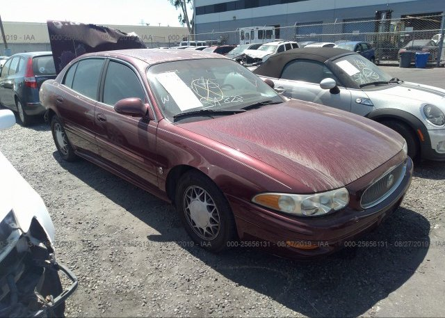 Inventory #885406809 2002 Buick LESABRE