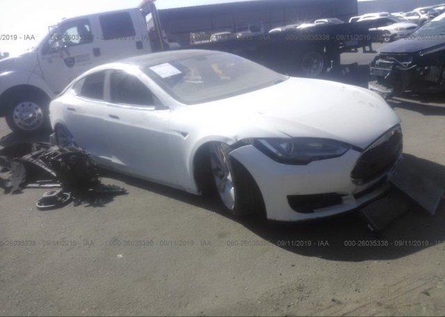 Inventory #507891781 2012 Tesla MODEL S