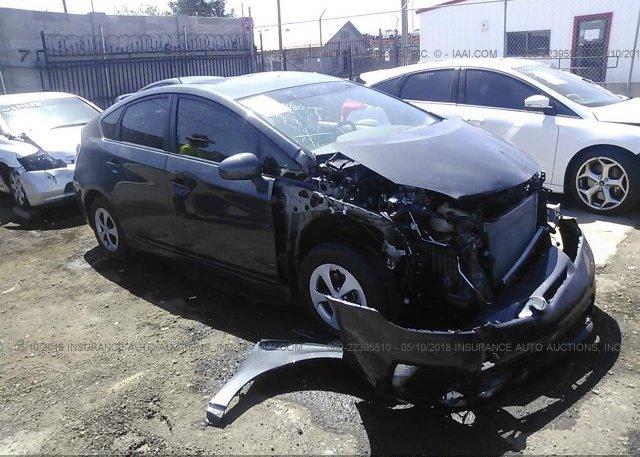Inventory #271377142 2015 Toyota PRIUS