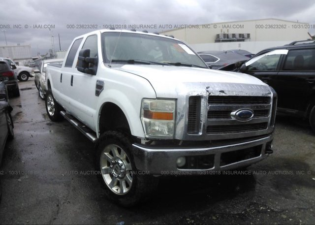 Inventory #853482932 2008 FORD F350