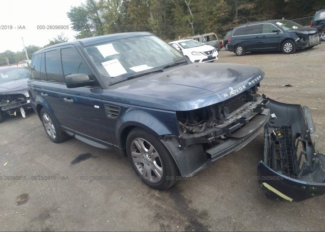 Inventory #109715886 2006 Land Rover RANGE ROVER SPORT