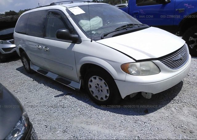 Inventory #457568470 2004 Chrysler TOWN & COUNTRY