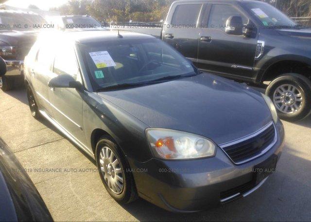 Inventory #393247032 2006 Chevrolet MALIBU