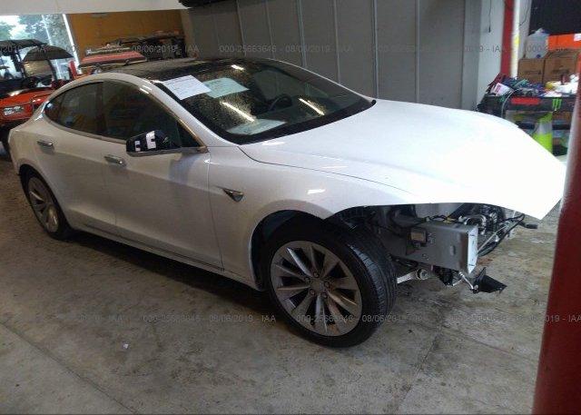 Inventory #719040658 2016 Tesla MODEL S