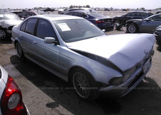 Inventory #546652113 2002 BMW 530