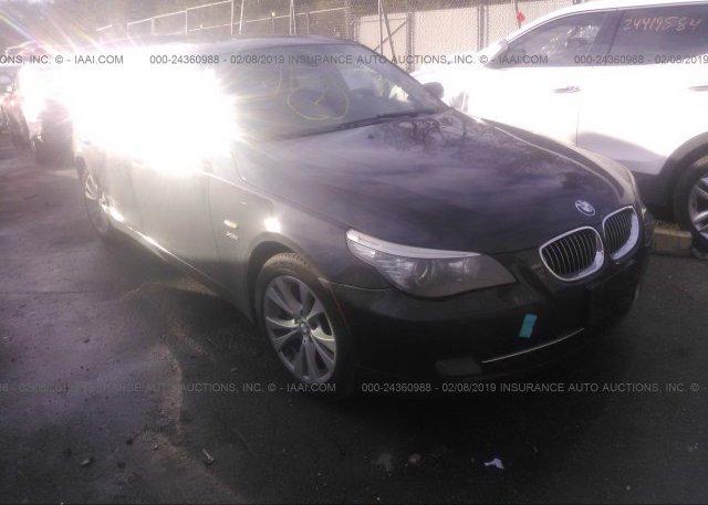 Inventory #621005511 2009 BMW 535