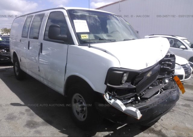 Inventory #400222220 2011 Chevrolet EXPRESS G2500
