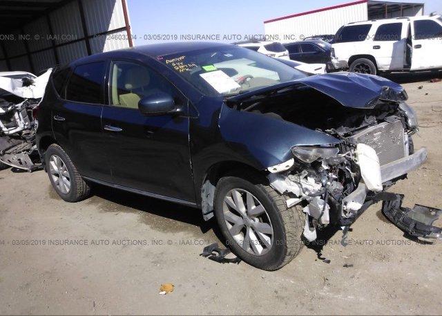 Inventory #855016516 2012 Nissan MURANO