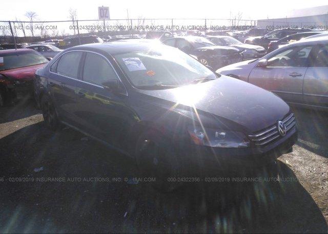 Inventory #496420005 2012 Volkswagen PASSAT