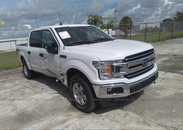 Inventory #591821260 2019 FORD F150