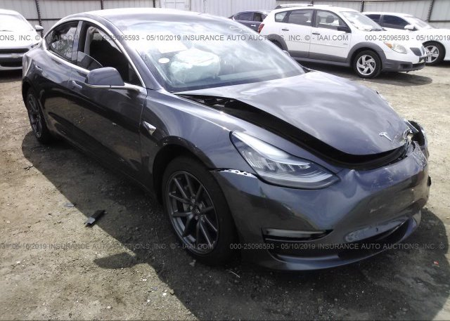 Inventory #268692795 2018 Tesla MODEL 3