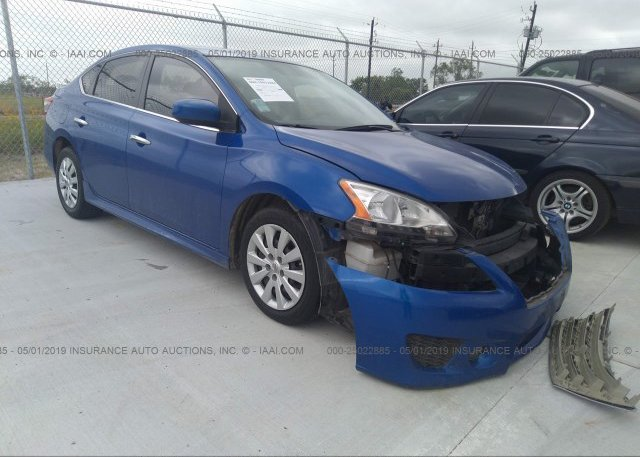 Inventory #819550478 2013 Nissan SENTRA