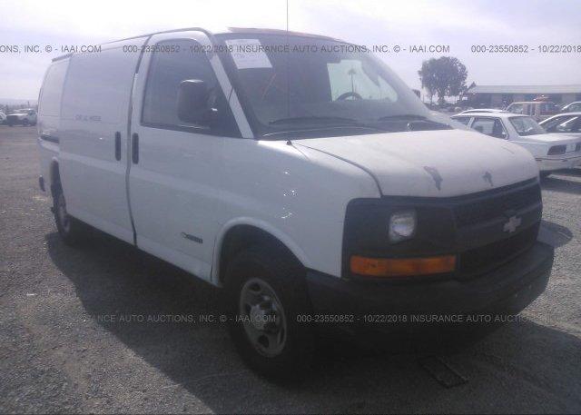Inventory #433907650 2005 Chevrolet EXPRESS G2500