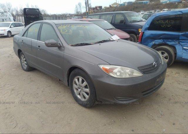 Inventory #529240749 2002 Toyota CAMRY