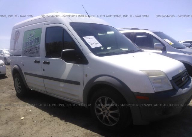Inventory #617864697 2012 FORD TRANSIT CONNECT