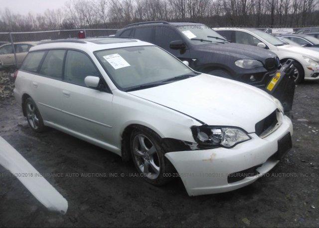 Inventory #460596870 2006 Subaru LEGACY