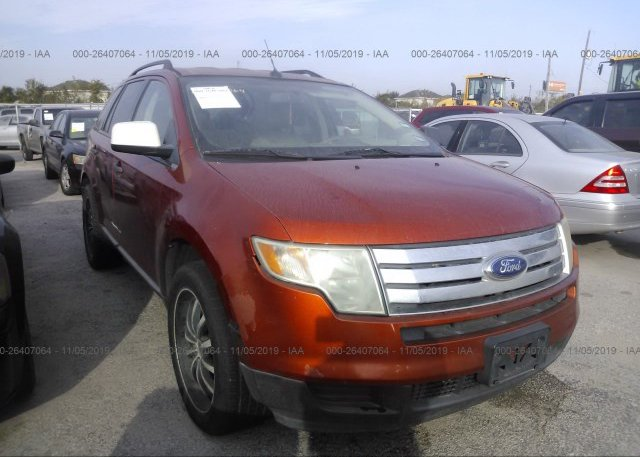 Inventory #880974215 2007 FORD EDGE