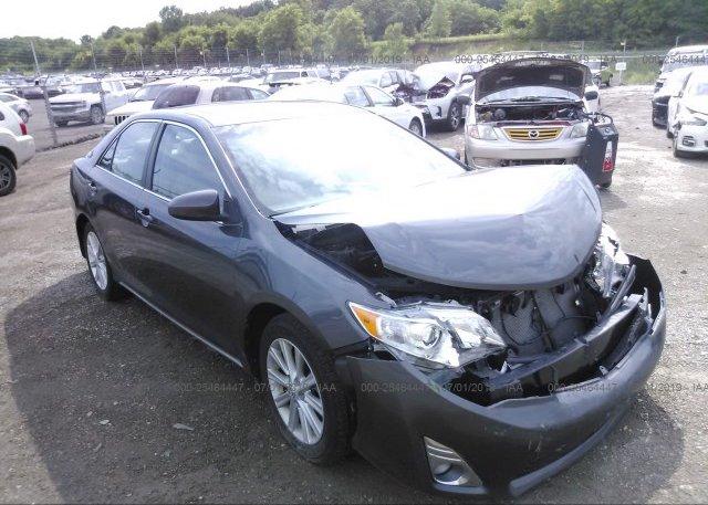 Inventory #491175697 2012 Toyota CAMRY