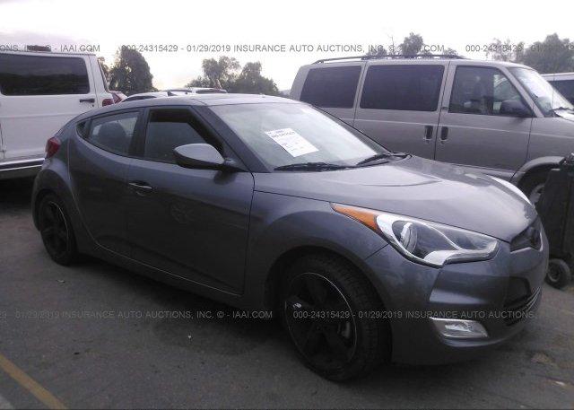 Inventory #161847086 2014 Hyundai VELOSTER