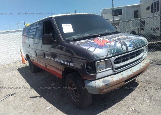 Inventory #114393047 1997 FORD ECONOLINE